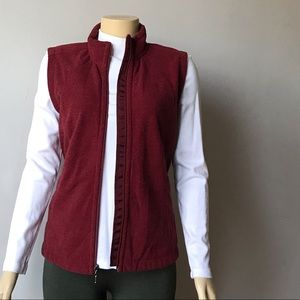 Patagonia Women Better Sweater Vest Red M